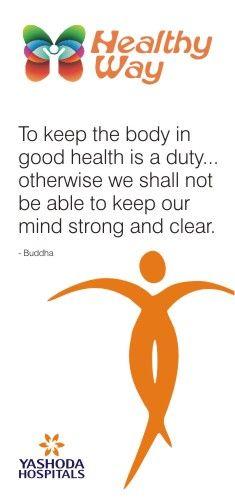 #YashodaHospitals #HealthyWay