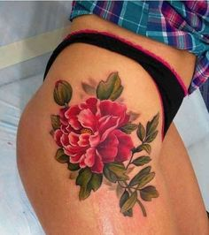 Fashion Hippoo: 50 SEXY THIGH TATTOO DESIGNS FOR WOMEN