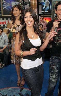 Kardashian Photos, Kardashian Style, Kardashian Jenner, Kim Kardashin, 2000s Fashion, Fashion Outfits, K 2000, Young Kim, Outfit Goals
