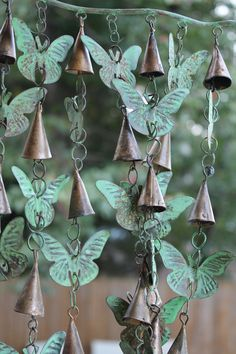People think I must be 85 when I say I LOVE fucking windchimes. I say whateva, whateva, I do what I want (and spell it how I want)