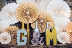 Your wedding decor should be appealing and appetizing!