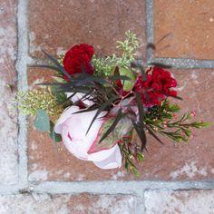 Pink Peony Wedding Centerpieces