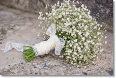 Passar detta damerna? :) @Sarah Emery @Isabella Lewandowski Svenska Blomsterbloggar: Brudslöja // Baby's Breath
