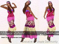 Utopia Dress