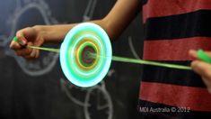 Sonic Spinner from MDI Australia - YouTube