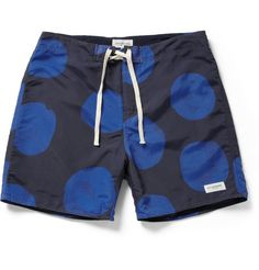 Saturdays Surf NYCHorizon Big Dots Swim Shorts