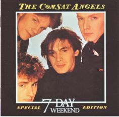 Images for Comsat Angels, The - 7 Day Weekend