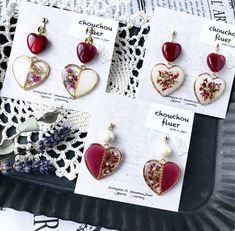 Jewelry For Sale Online Key: 3304528387 Diy Resin Earrings, Resin Jewelry Molds, Resin Jewelry Making, Earrings Handmade, Handmade Jewelry, Resin Jewellery, Jewellery Making, Cute Jewelry, Jewelry Accessories