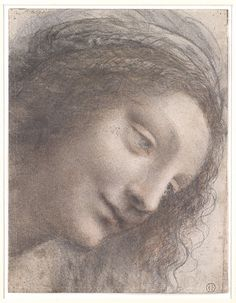"""#MetKids Fun Fact: Leonardo da Vinci was left-handed and wrote from right to left in """"mirror-writing."""" He also often filled notebooks from the back to the front. 