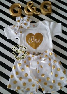 11f46170d510 Pink and Gold Polka Dot Baby Girls   Little Girls Tank Sleeveless Bodysuits  Rompers
