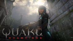 Quake Champions: Nyx Champion Trailer