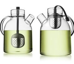 シンプルそして機能的。ティーポット menu Kettle Teapot Glass - まとめのインテリア / デザイン雑貨とインテリアのまとめ。
