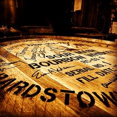 #TBT to just over 4 years ago. Our 1st barrel was born just as our founder Thompson #Willett was 104 years before. by willettdistillery