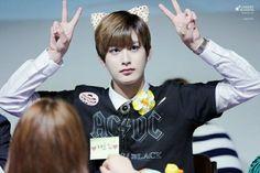 Ahn Jaehyo of BLOCK B