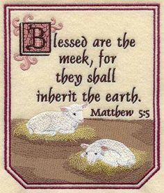 """Some people are among the """"little flock"""" who will rule with Christ Jesus in heaven. Others make up the """"other sheep"""" who are earthly subjects of this Kingdom. Those who do God's will inherit everlasting life on earth. Psalm 37:10,11"""
