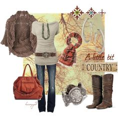 """""""A little bit country"""" by heismygod on Polyvore"""