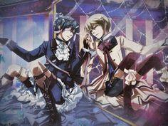 Ciel/ Alois