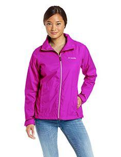Columbia Women's Switchback II Jacket, Bright Plum, X-Small
