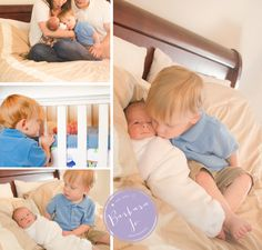 Newborn Lifestyle | Barbara Jo Photography