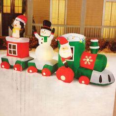 CHRISTMAS SANTA DISNEY HANK /& DORY OCTOPUS  INFLATABLE AIRBLOWN YARD DECORATION