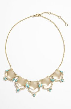 Alexis+Bittar+'Lucite®'+Frontal+Necklace+available+at+#Nordstrom