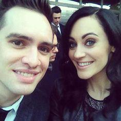 Brendon and Sarah