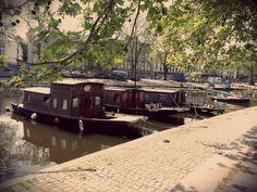 Bords de l'Erdre [Nantes, Pays de la Loire, FRANCE]
