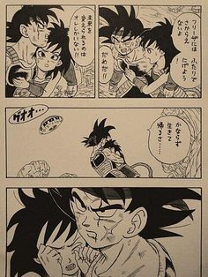 Is this Bardock Father of Goku Bardock with Gine? I assume so because it does not look like minus.