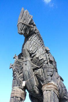 Le cheval de Troie / Turquie