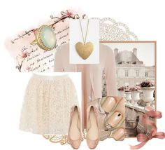 """""""pinky girl"""" by soleil-olivia on Polyvore"""