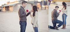 Who doesn't love a surprise engagement?  #uniquenjvenues #coneyisland #njweddingvenues #engagmentideas #weddingideas #uniqueweddingideas #njbride