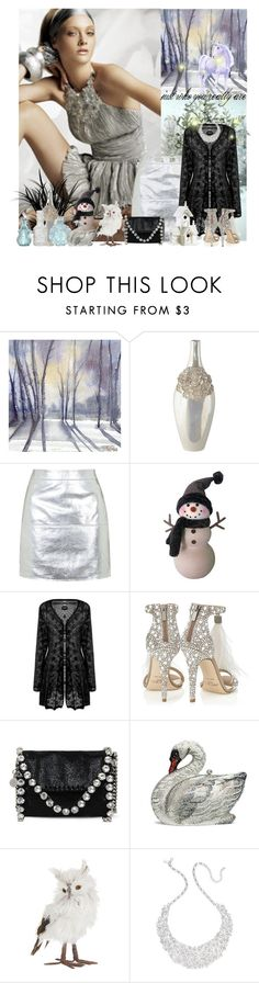 """Untitled #2140"" by tina-teena ❤ liked on Polyvore featuring Topshop, Jimmy Choo, STELLA McCARTNEY, Judith Leiber, Lord & Taylor, Kate Spade and KING"