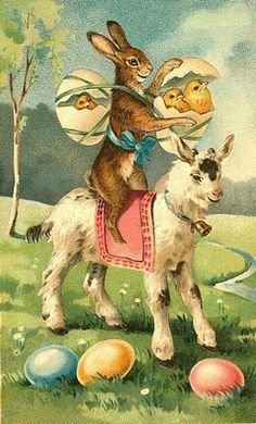 Victorian Easter                                                                                                                                                                                 More
