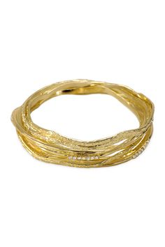 RJ Graziano Bangles $10 #jewelry #gold #vacation