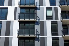 Encore Luxury Apartments, Minneapolis, ESG Architecture Design, Alucobond  Plus, Berwald Roofing Sheet