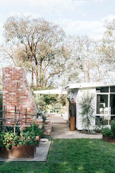 Cozy Backyard, Fire Pit Backyard, Backyard Ideas, Exterior Design, Interior And Exterior, Backyard Lighting, Outdoor Landscaping, Outdoor Areas, Maine House