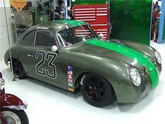 Porsche 356 Outlaw #porsche