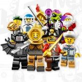 LEGO Minifigures Series 8 is here!  Get em' while supplies last.