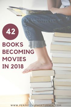 Need a good book to read? Check out this list of books that will be all over the big screen/your tv in 2018. Love a good book list for a recommendation!