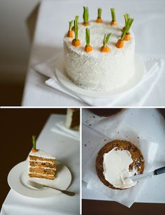Carrot Cake Photos: Kathrin Koschitzki via Cereal Magazine | The Post Social