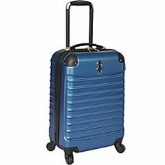 Delsey Helium Aero Carry-on Exp. Spinner Trolley - eBags.com. Reference from NY Times (April 2014), http://www.nytimes.com/2014/04/16/travel/hunting-for-the-best-carry-on-bag.html?ref=travel&_r=0.
