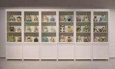 Andy Warhol's cookie jar collection