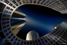 #FrankfurtTower 185X-T1architecturecolour #totalstranger (October 31 2015 at 07:20PM)