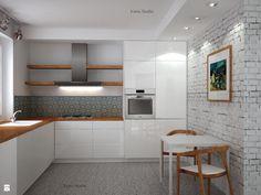Kuchnia styl Skandynawski - zdjęcie od Icona Studio