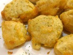 Receta de buñuelos de alcachofa