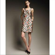 Kate Spade Leopard Print Dress Worn once. Kate Spade Leopard Print Dress. kate spade Dresses Mini