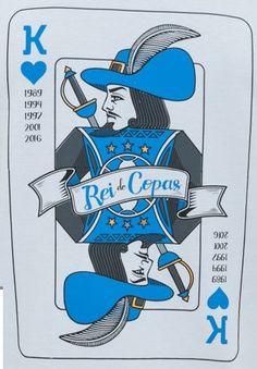 Grêmio, o Rei de Copas