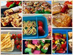Pomysły na drugie śniadanie do szkoły - Blog z apetytem Baby Food Recipes, Lunch Box, Mexican, Tacos, Breakfast, Ethnic Recipes, Blog, Lunch Ideas, Food Ideas