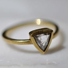 love this engagement ring from st. kilda jewelry! and there are also matching earrings.