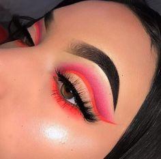 Makeup Eye Looks, Cute Makeup, Glam Makeup, Skin Makeup, Eyeshadow Makeup, Heavy Makeup, Eyeshadows, Makeup Inspo, Makeup Art